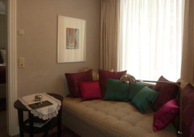Fernsehen Appartement 1